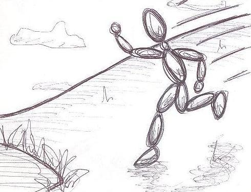 courir sur un tapis de course