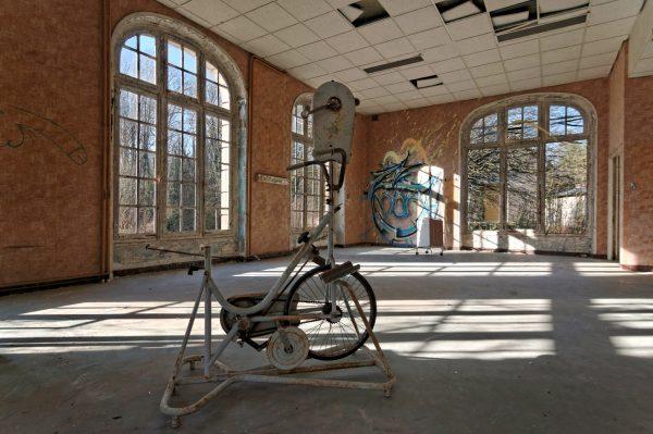 Faire Du Vélo D Appartement