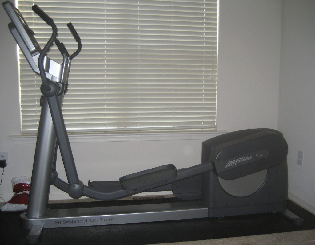 vélo elliptique pour maigrir
