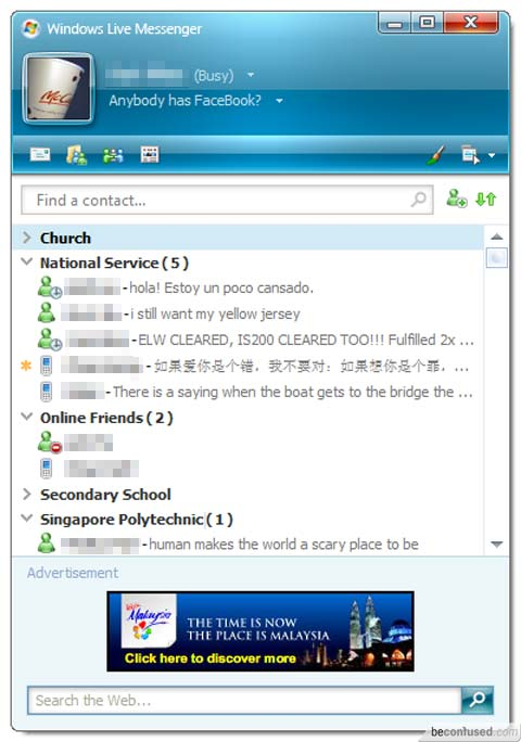 google contacts windows 10