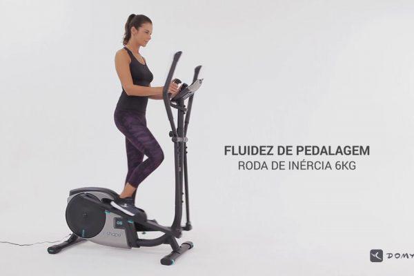 Bicicleta Eliptica Decathlon